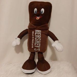 "Hershey's Milk Chocolate Stuffed Poseable Toy 14"""